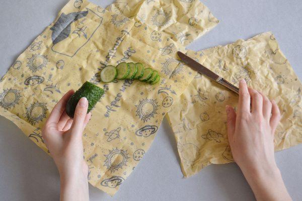 Восковые салфетки для пищевых продуктов