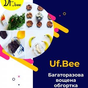 Як користуватися вощеними серветками, інструкція екологічного товару — багаторазові вощені обгортки Uf.Bee