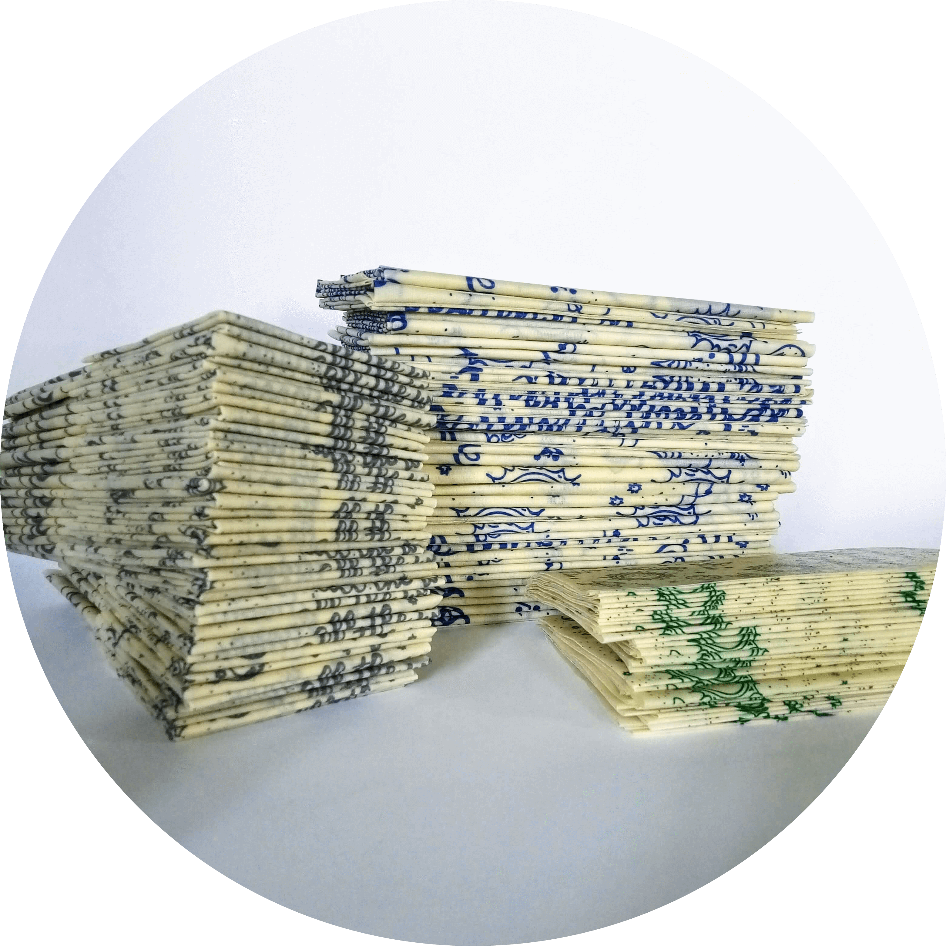 Beeswax wraps manufacturing